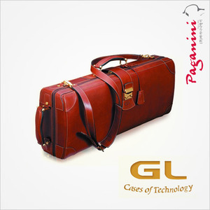 [GL] ViolinQ1 Case Brown 가죽